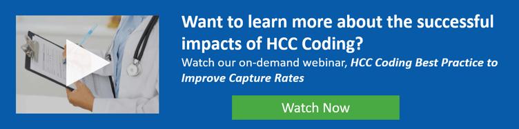 HCC Coding Best Practices webinar