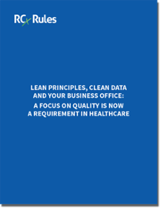 Download the Lean Principles: Clean Data and your Business Office ebook