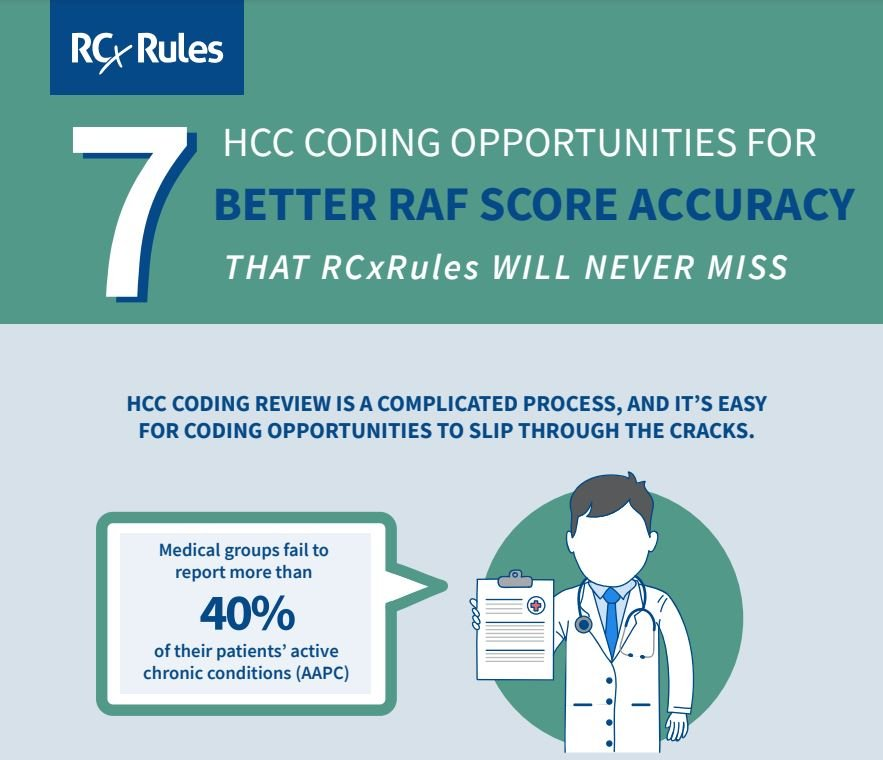 7 HCC Coding Opportunities for Higher RAF Scores